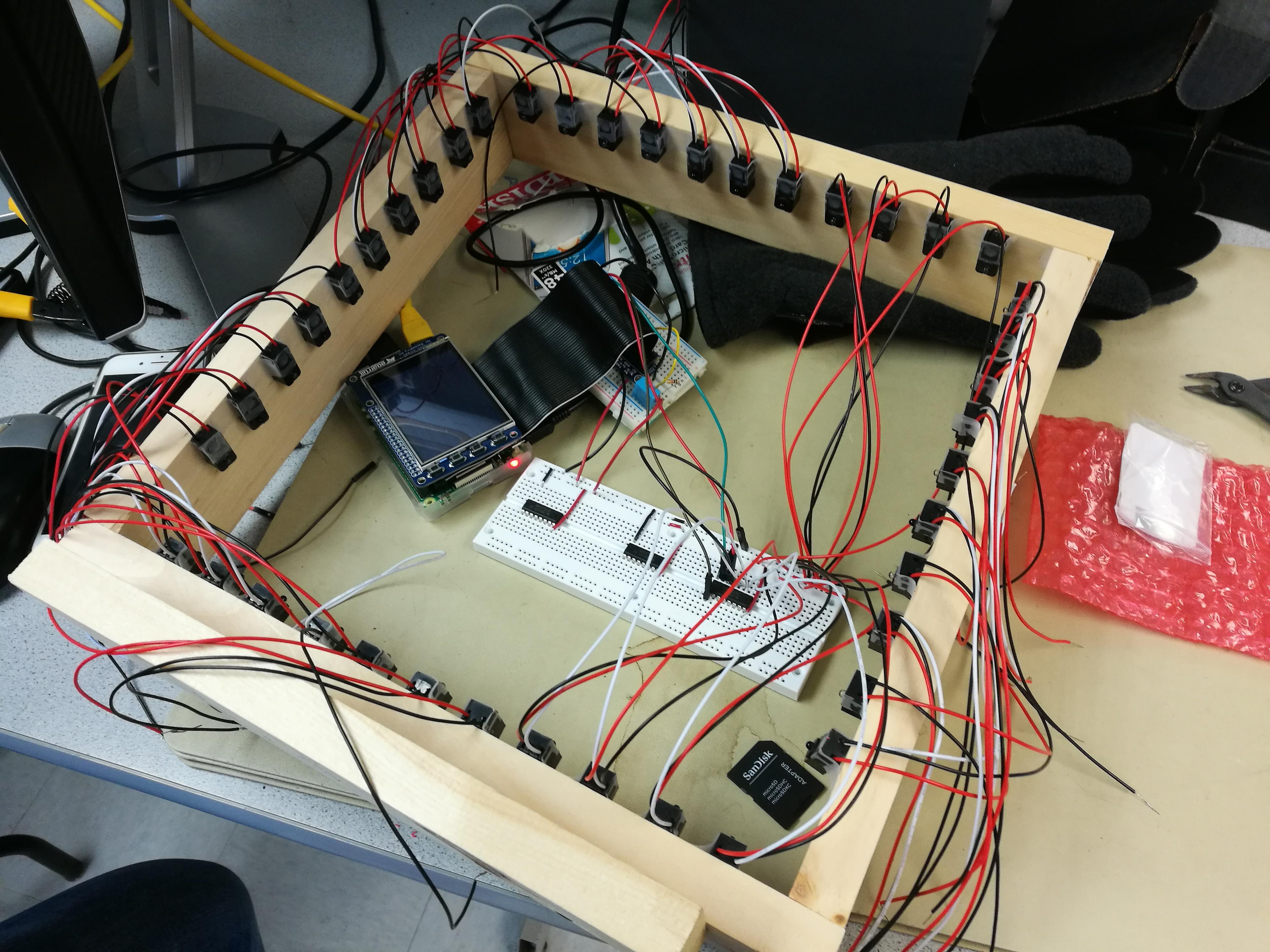Starter Template For Bootstrap Infrared Beam Break Detector Circuit Ir Sensor Arrangement On The Frame