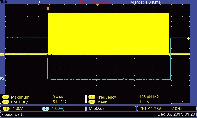 Pi Oscilloscope