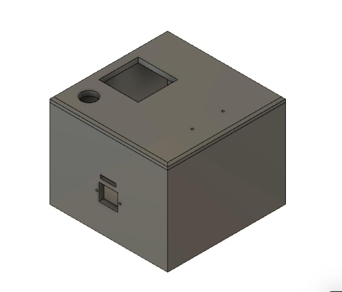 ECE 5725: Security Box