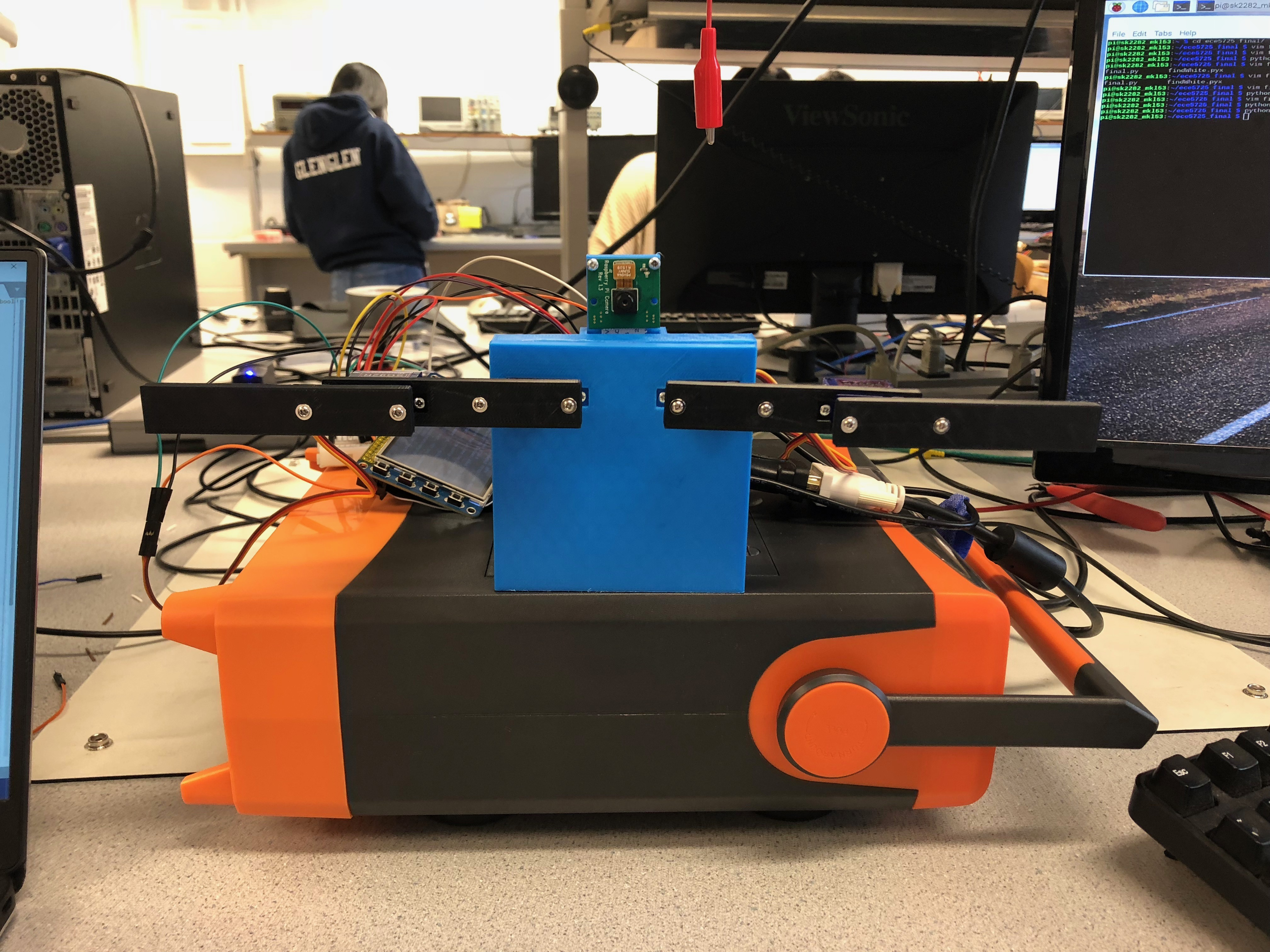 Mimic Robot