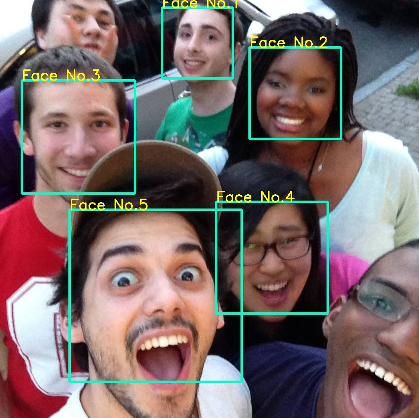 ECE 5990   Face Recognition System