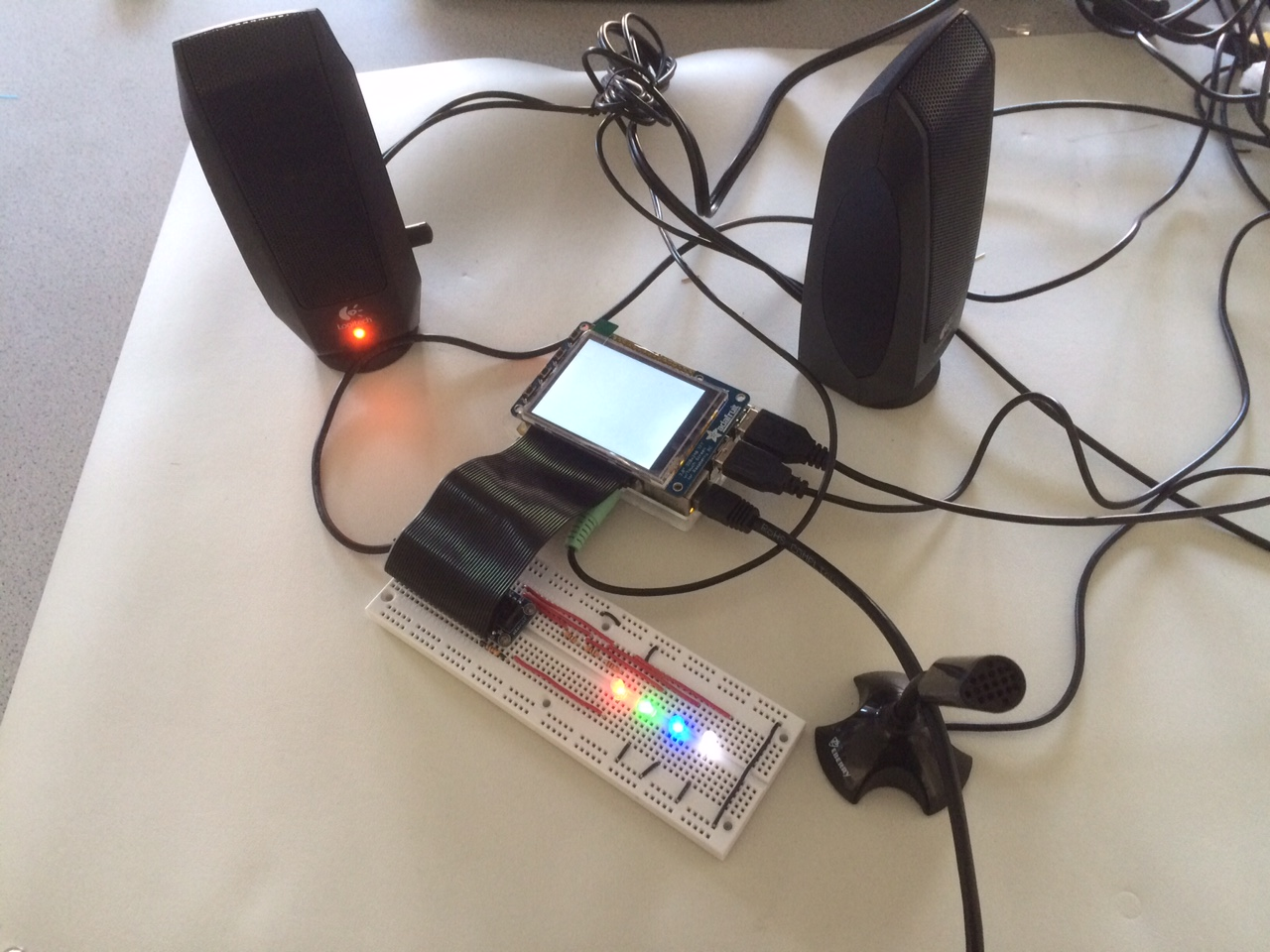 Speech Recognition with Raspberry Pi